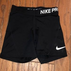 Nike Pro Spandex. Worn once. Just too small